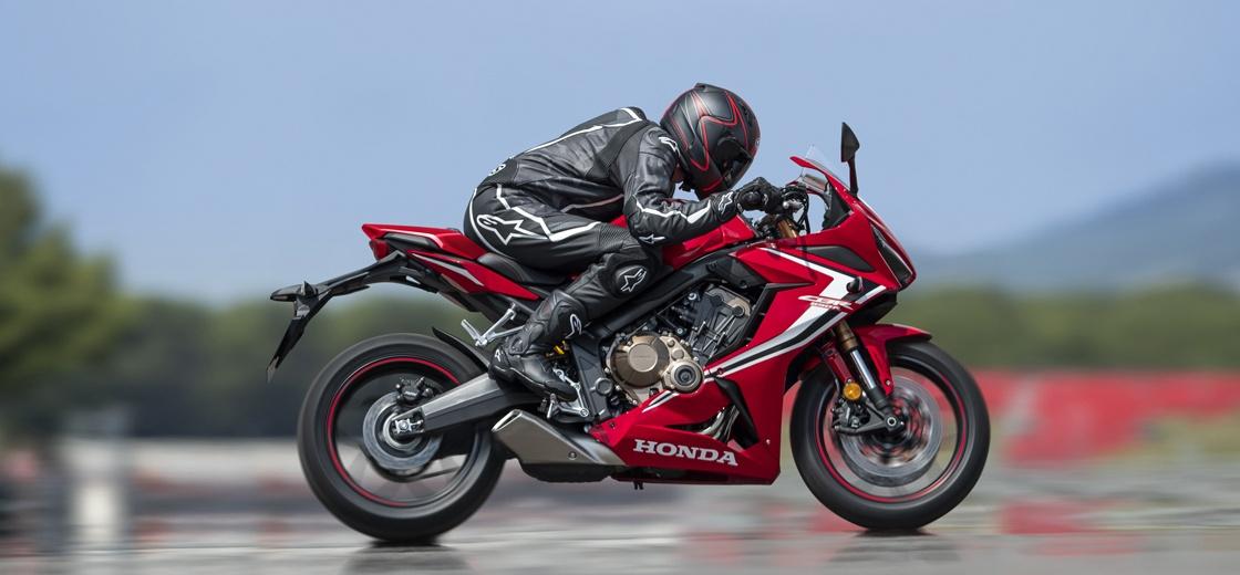 Nouvelle Honda CBR650R 2019